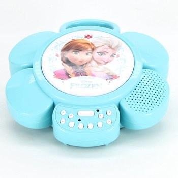 Dětská hudební hračka Disney Frozen