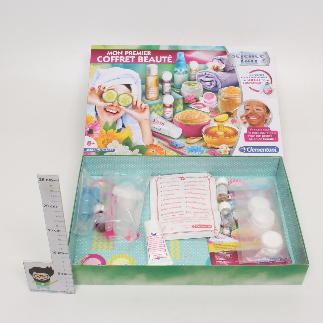 Kosmetický box Clementoni 52348 vícebarevný