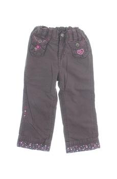 Dětské plátěné kalhoty Dopodopo