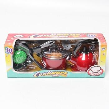 Sada nádobí pro děti 10 ks