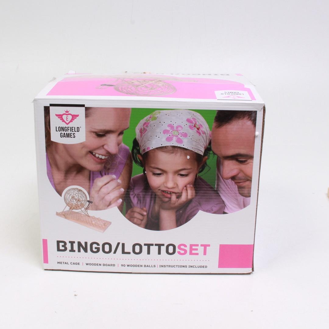 Bingo/Lotto set Engelhart