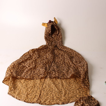 Dětská pláštěnka styl žirafa