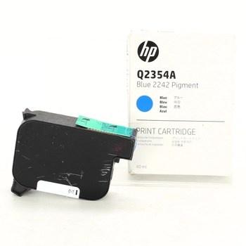 Inkoustová náplň HP Blue 2242