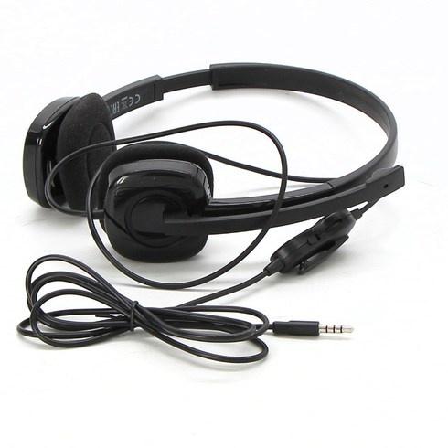Kabelová sluchátka Logitech H151