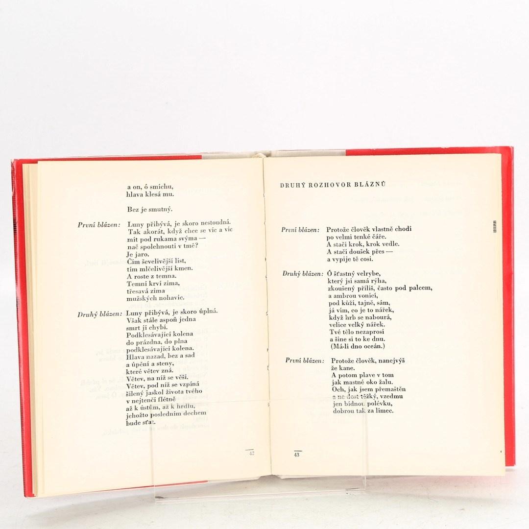 Kniha To královské Oldřich Mikulášek