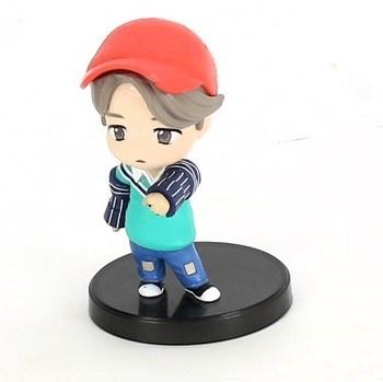 Postavička Jimin Mattel GKH81 Mini Doll 7