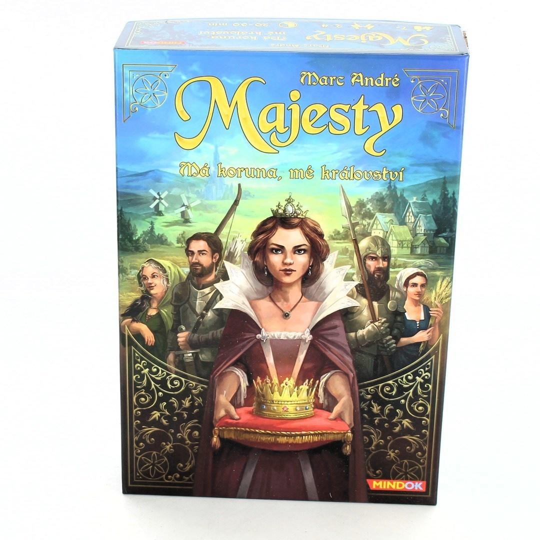 Společenská hra Mindok Majesty