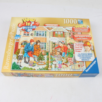 Puzzle Ravensburger WHAT IF? No 20 Christmas