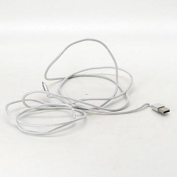 USB/Lightning kabel bílý 100 cm
