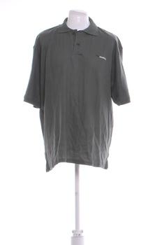 Pánské polo tričko TENDEGREES khaki