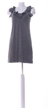 dfdbf24baf8b Dámské šaty Next tmavě šedé