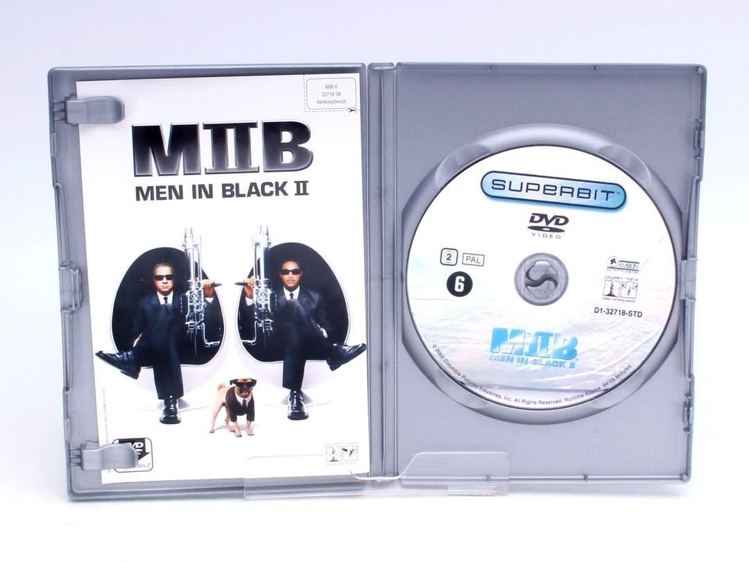 DVD Columbia Men in black II