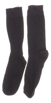 Pár pánských ponožek černé
