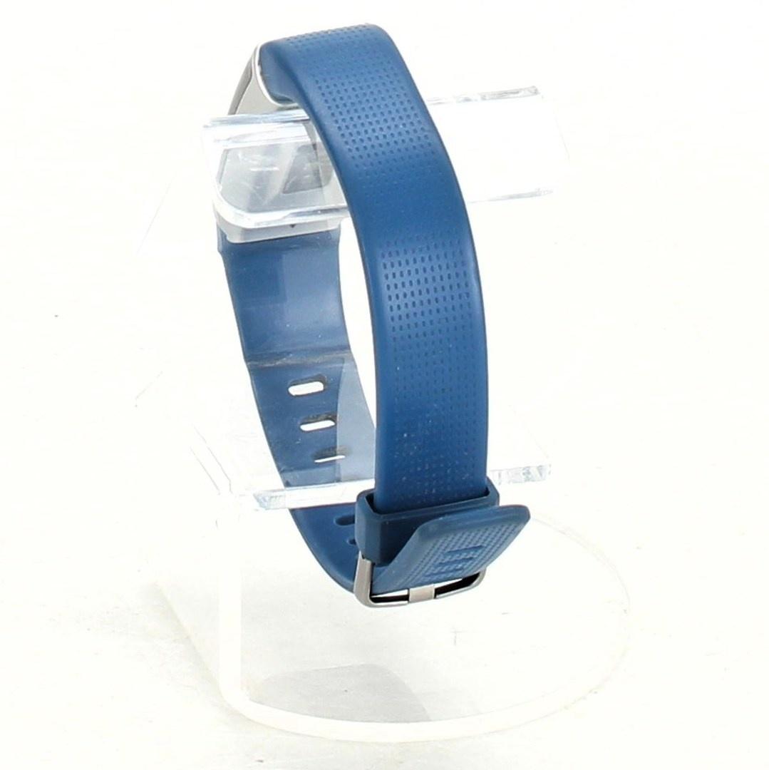 Fitness náramek Lintelek modrý