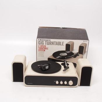 Gramofon Crosley Gig CR6035A-NA