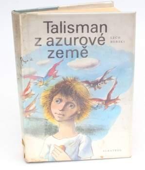 Kniha Lech Borski: Talisman z azurové země
