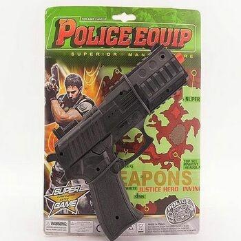 Dětská pistole Alltoys rachtací a jiskřící
