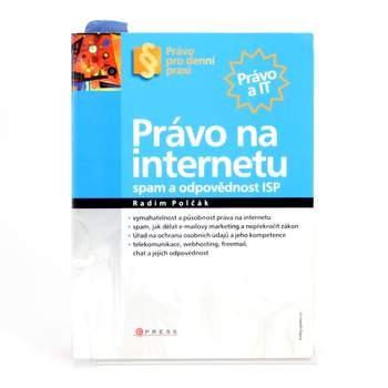 Kniha Právo na internetu Radim Polčák