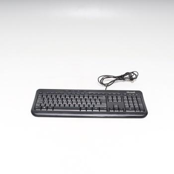 Kabelová klávesnice Microsoft ANB-00008