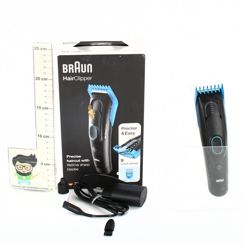 Zastřihovač Braun HC 5010 Hair Clipper