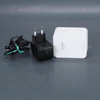 Chytrá zásuvka D-Link a napájecí adaptér