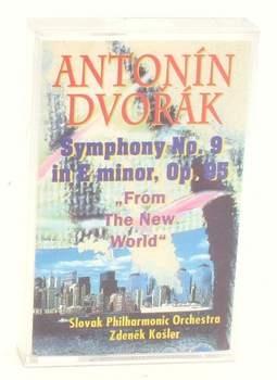 Audiokazeta Antonín Dvořák: Symphony no. 9
