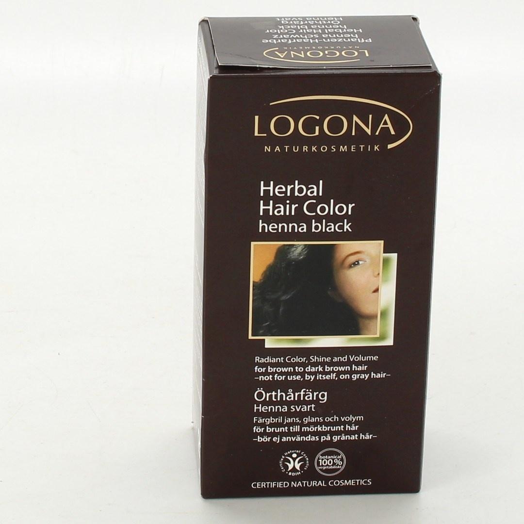 Barva na vlasy Logona
