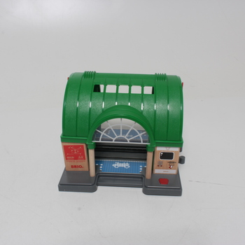 Stanice Brio 33649 zelená