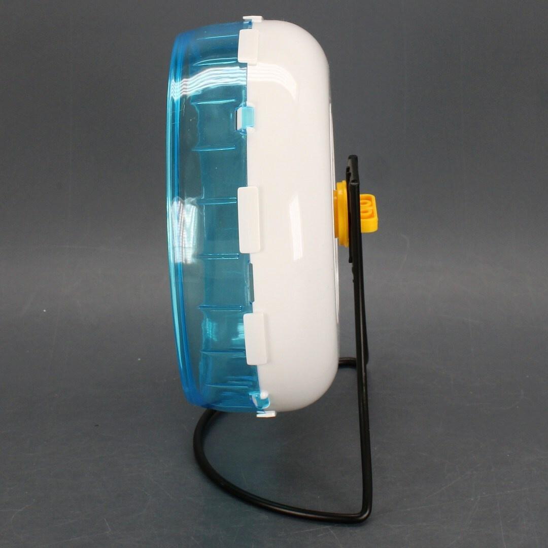 Běhací kolotoč Kerbl 81762 pro křečky modrý