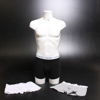Pánské boxerky Calvin Klein 0000U2662G 3x