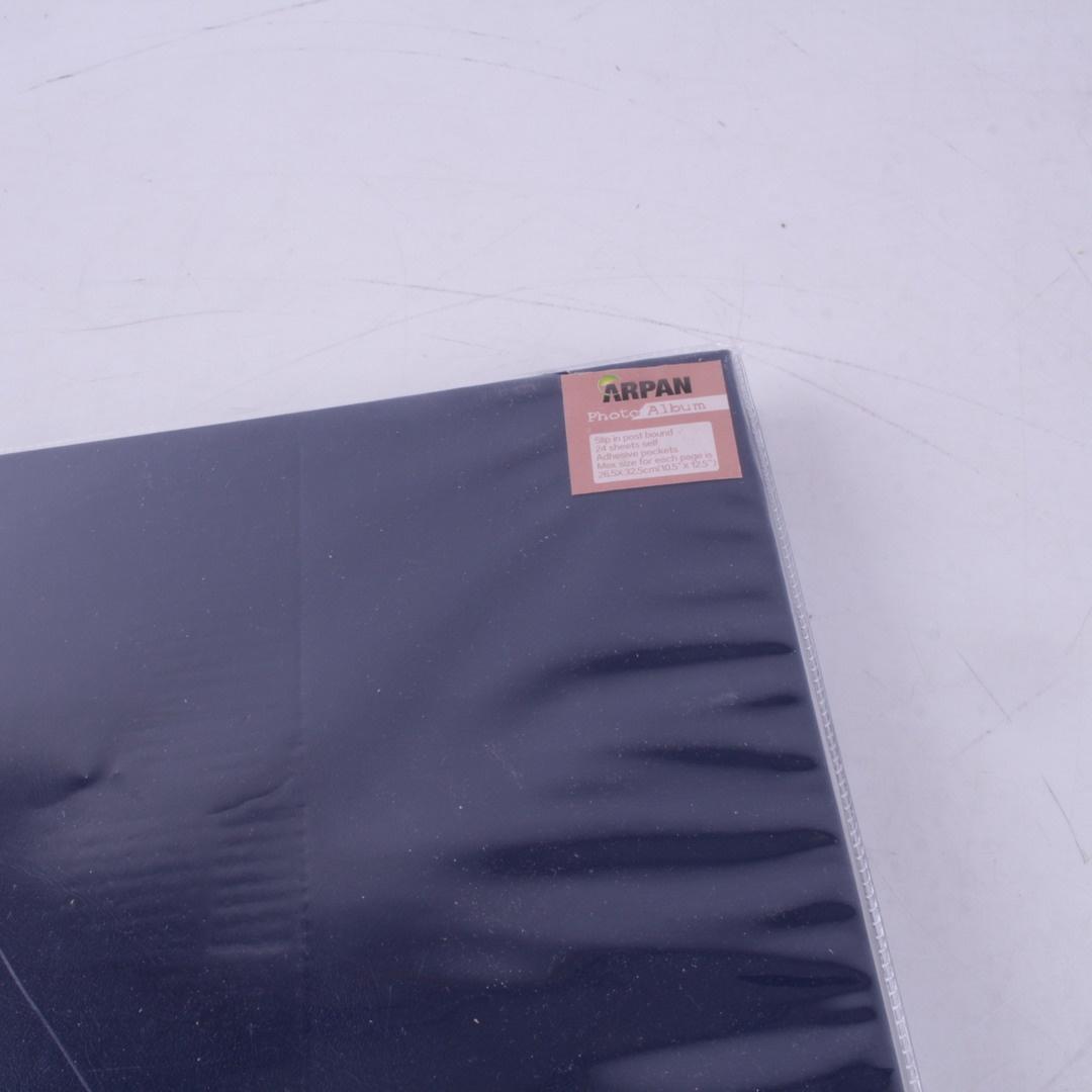 Fotoalbum Arpan s modrými deskami