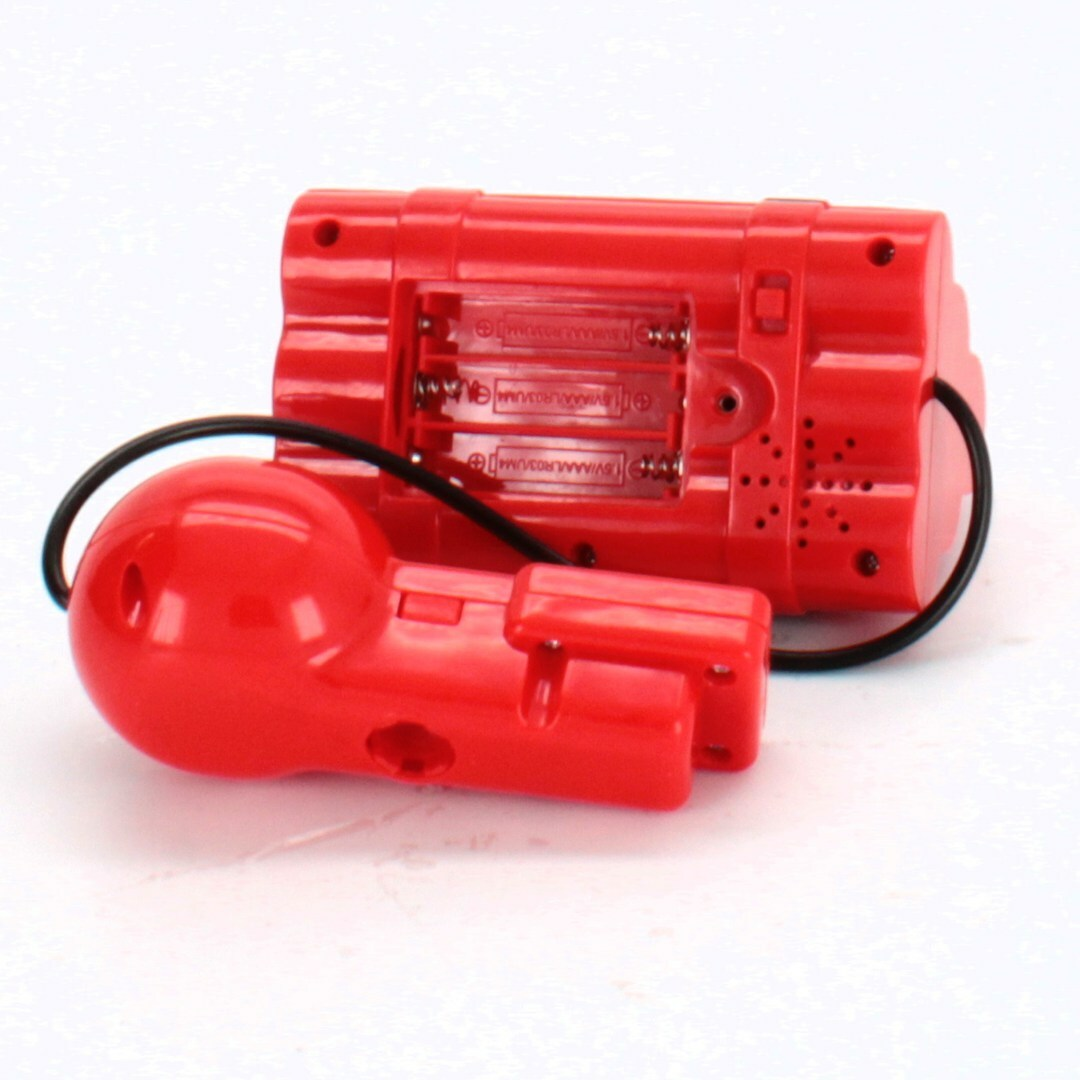 Dětská plastová bomba s odpočtem
