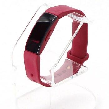 Fitness náramek Fitbit Inspire červený