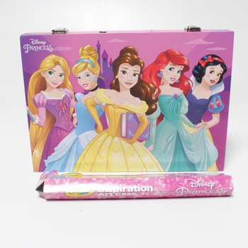 Kreativní kufřík Disney Princess Crayola