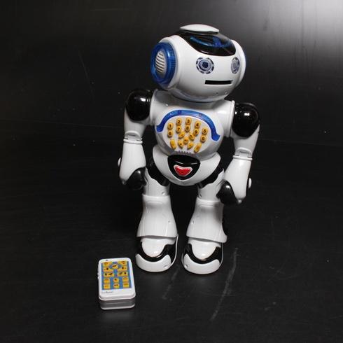 Robot Lexibook Powerman bílý