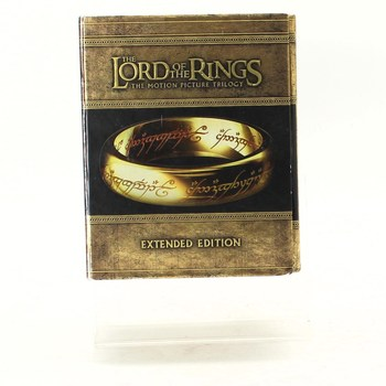 Blu-ray: The lord of the rings