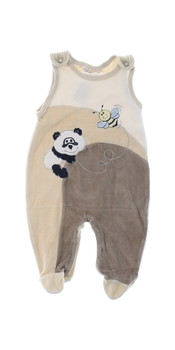 Kojenecké dupačky Okay s pandou