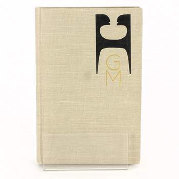 Kniha Mont Oriol Guy de Maupassant Praha1967