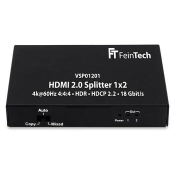HDMI rozdělovač FeinTech 2.0 Splitter 1x2