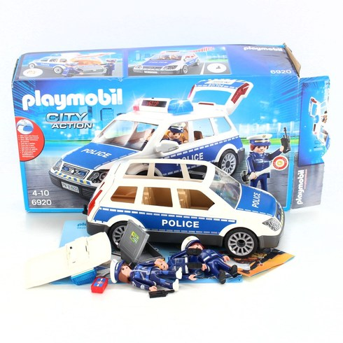 Stavebnice Playmobil 6920 City Action