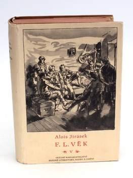 Kniha Alois Jirásek: F. L. Věk V.