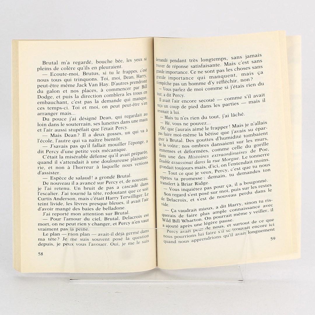 Kniha La ligne verte 4.epizoda