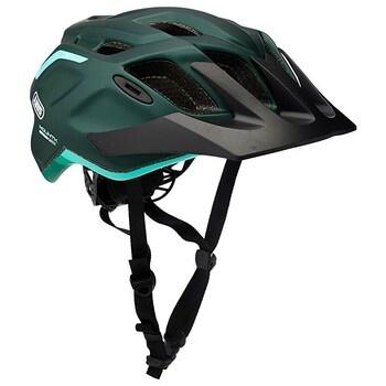 MTB helma Abus Mountk zelená