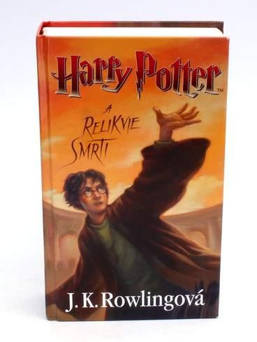 Kniha Harry Potter a relikvie smrti