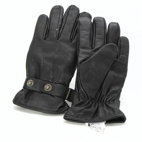 Zimní rukavice Alpidex, černé