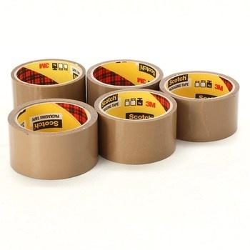 Lepící pásky Scotch 5 kusů