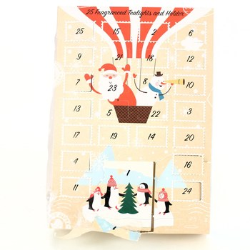 Adventní kalendář Wax Lyrical