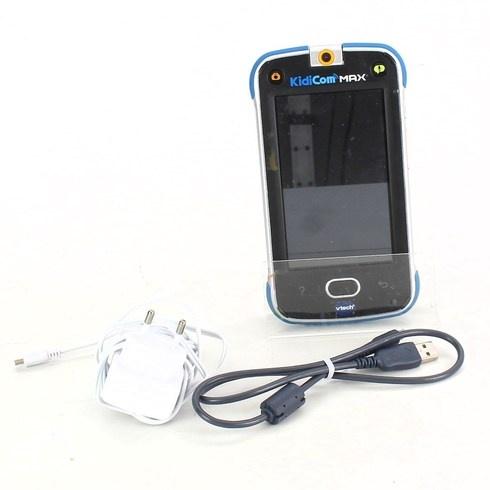 Telefon Vtech KidiCom Max modrý FRA
