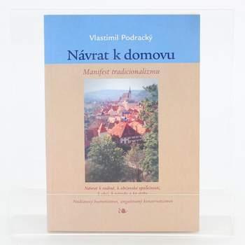 Kniha Návrat k domovu Vlastimil Podracký