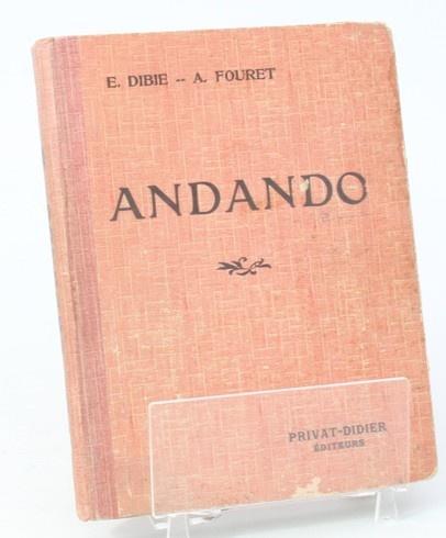 Kniha Dibie E., Fouret A.: Andando